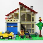 レゴ クリエイター ファミリーハウス