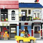 レゴ クリエイター バイクショップとカフェ