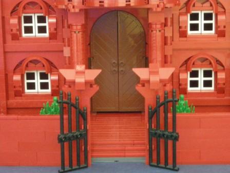 LEGO紅魔館7
