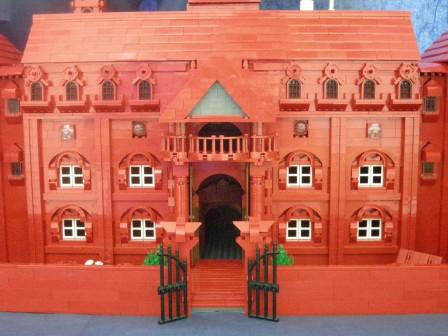 LEGO紅魔館8