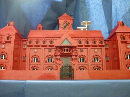 LEGO紅魔館9