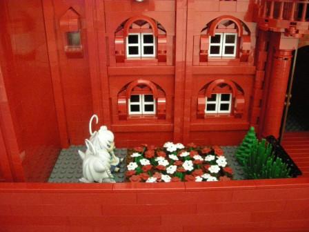 LEGO紅魔館11