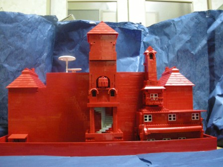 LEGO紅魔館14