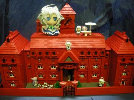 LEGO紅魔館18