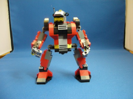 レスキューロボット4