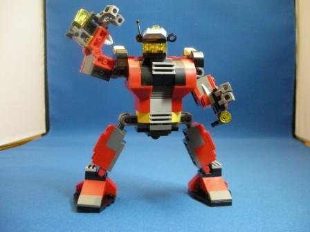レスキューロボット7