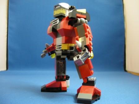 レスキューロボット10