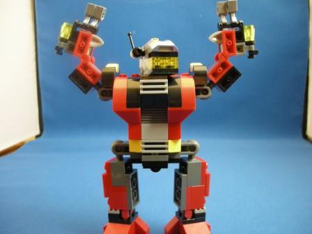 レスキューロボット11