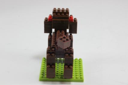 nanoblock トイプードル8