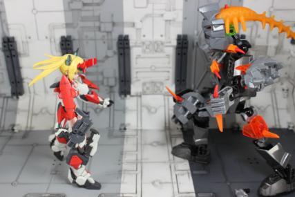 プロトタイプ・モンスター1
