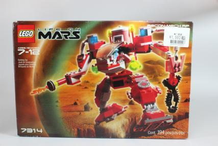 マーズ偵察ロボット1