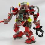 日本初レビュー? レゴ ライフオンマーズ マーズ偵察ロボット