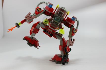 マーズ偵察ロボット21