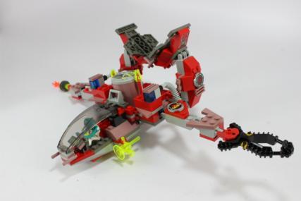マーズ偵察ロボット31