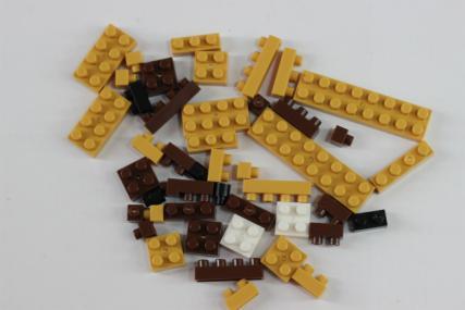 nanoblock ライオン14