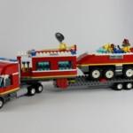 レスキューなファイヤー! レゴ シティ 消防コマンドセンター
