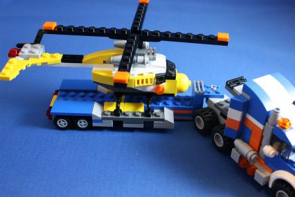 クリエイター トランスポートトラック5