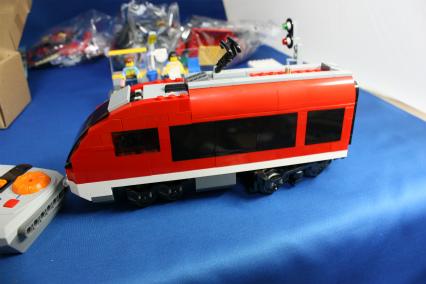 超特急列車11