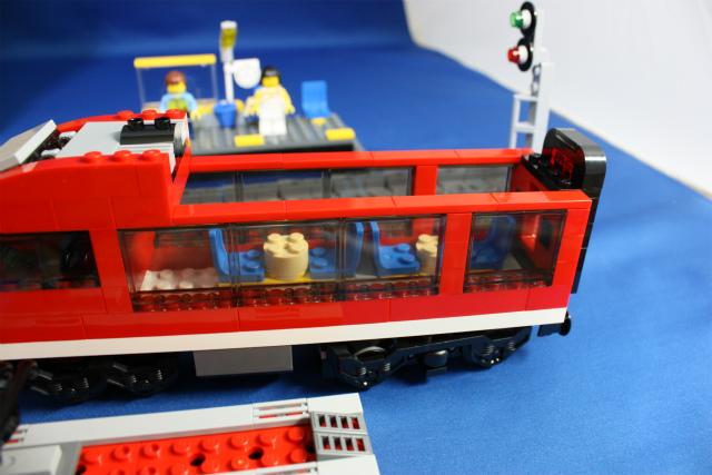 超特急列車21