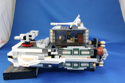 グランドデパートメントで宇宙船2