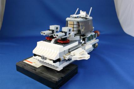 グランドデパートメントで宇宙船1
