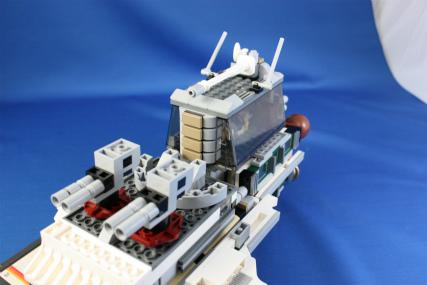 グランドデパートメントで宇宙船3