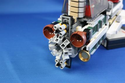 グランドデパートメントで宇宙船4