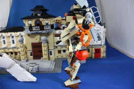 強襲型マーズプロテクター2
