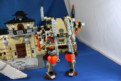 強襲型マーズプロテクター3