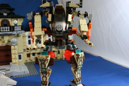 強襲型マーズプロテクター5