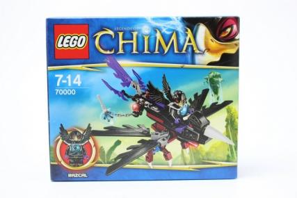 レゴ チーマ ラズカルのグライダー1