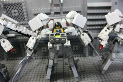 機械式人型防衛兵器7