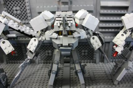 機械式人型防衛兵器8