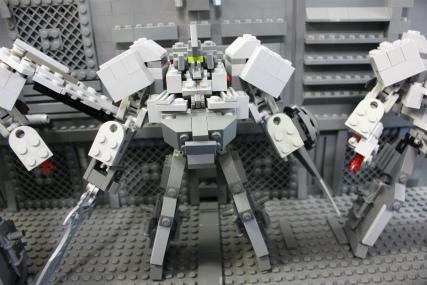 機械式人型防衛兵器9