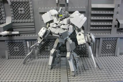 機械式人型防衛兵器10