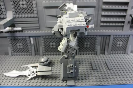 機械式人型防衛兵器12