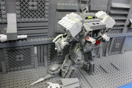 機械式人型防衛兵器13