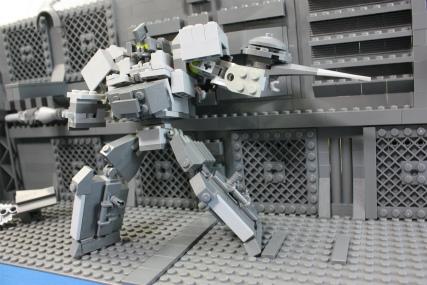 機械式人型防衛兵器14