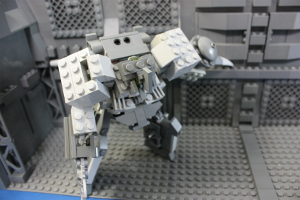 機械式人型防衛兵器3