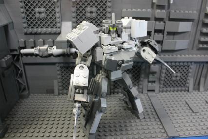 機械式人型防衛兵器4