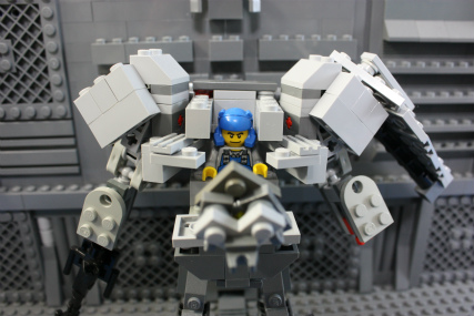 機械式人型防衛兵器18