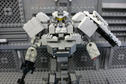 機械式人型防衛兵器19