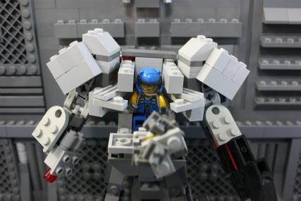 機械式人型防衛兵器15