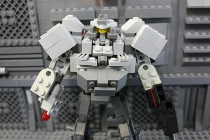 機械式人型防衛兵器16