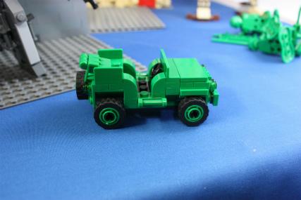 パトロール中のグリーン・アーミー・メン11