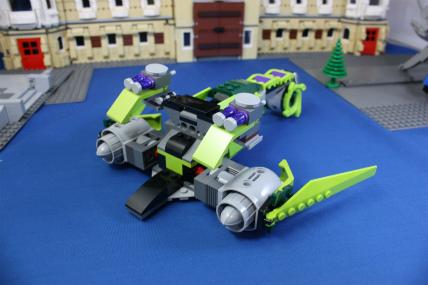 ヘビヘビ・コプター15