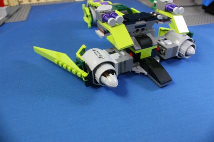 ヘビヘビ・コプター17