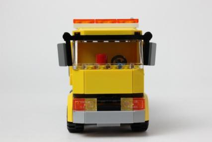 60018 レゴ シティ コンクリートミキサー車15