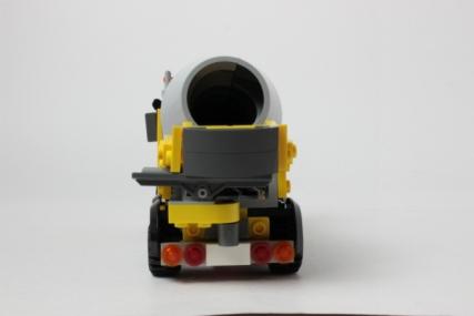 60018 レゴ シティ コンクリートミキサー車18