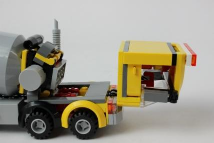 60018 レゴ シティ コンクリートミキサー車22
